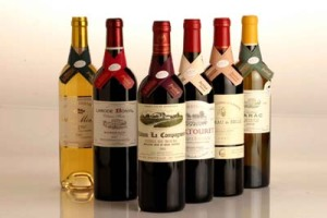 Bourdeaux Wines