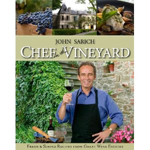 Chef in the Vineyard