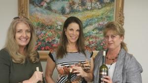 Deann Irby, Mary Ellis LaGarde, & Nicole Willis